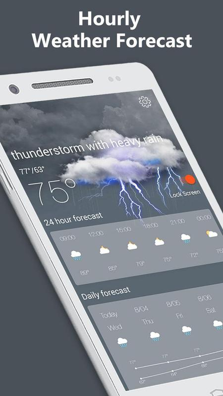 weather radar forecast apk free weather app for android apkpure