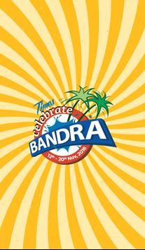 Celebrate Bandra poster