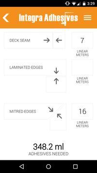Integra Adhesives apk screenshot