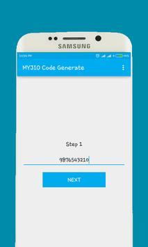 MyJio 4G Barcode Simulator poster