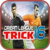 Trick Dream League Soccer 16 icon