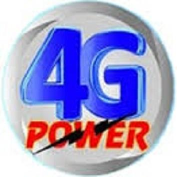 4G POWER poster