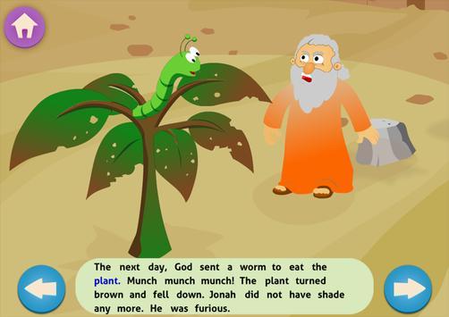 Bible Heroes: Jonah apk screenshot
