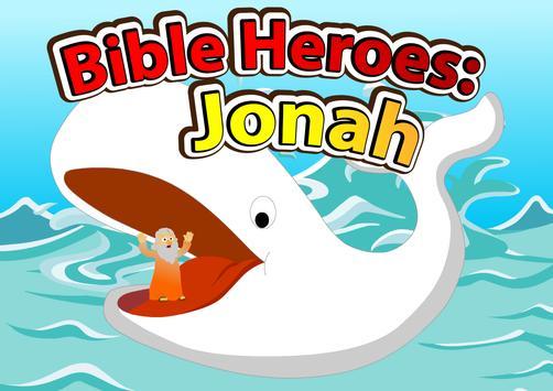 Bible Heroes: Jonah poster