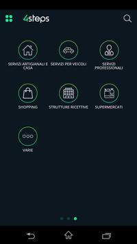4steps - Tutto a quattro passi apk screenshot