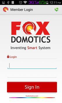 Fox Domotics poster