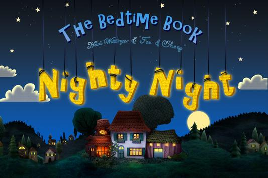 Nighty Night - Bedtime Story poster