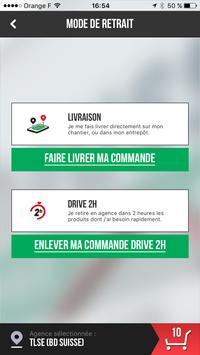 Chausson-Matériaux apk screenshot