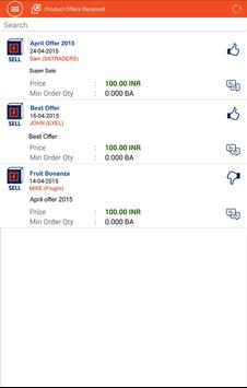 Eximdesk Market apk screenshot
