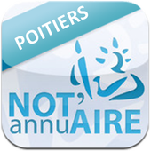 Annuaire notaires Poitiers icon