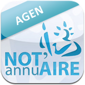 Annuaire notaires Agen icon