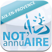 Annuaire notaires Aix icon
