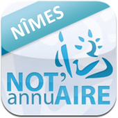 Annuaire notaires Nîmes icon