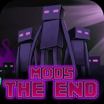 The End Mod For Mcpe poster