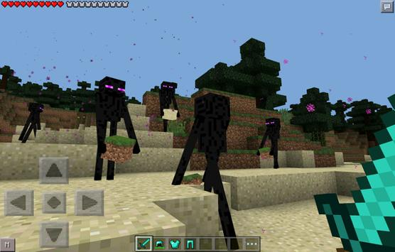 The End Mod For Mcpe apk screenshot