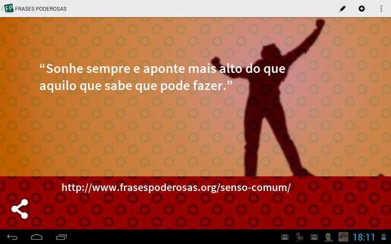 Powerful Phrases in Portuguese apk screenshot