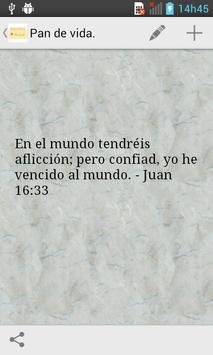 Pan de Vida apk screenshot