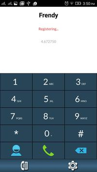 Frendy Dialer apk screenshot