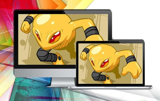 PokeFusion Wallpapers HD apk screenshot