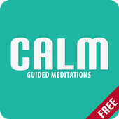 Free Calm Meditate Relax Guide icon