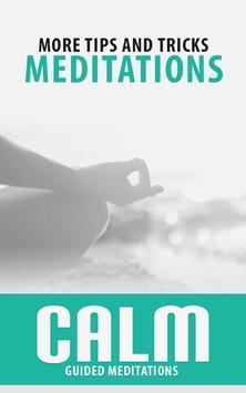 Free Calm Meditate Relax Guide apk screenshot