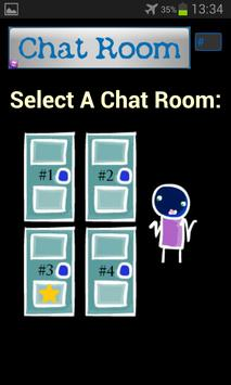 Free Chat Room poster