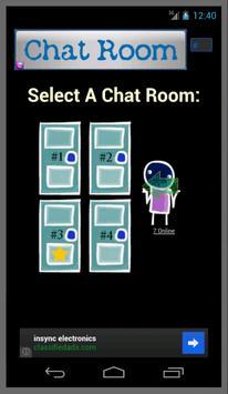 Free Chat Room apk screenshot
