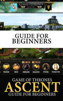 Guide Game Of Thrones Ascent poster