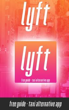Guide Lyft Taxi Alternative poster