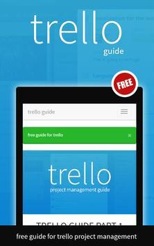Guide Trello Project Manage apk screenshot