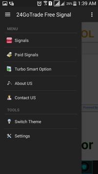 Free Signals apk screenshot