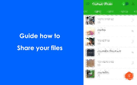 New  Xender File Transfer Tips poster
