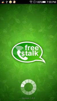 freetalk poster