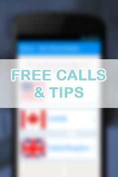 Free TalkU Calls Texting Tips apk screenshot