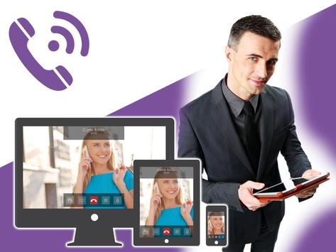 Free Viber Plus Video Call Tip apk screenshot