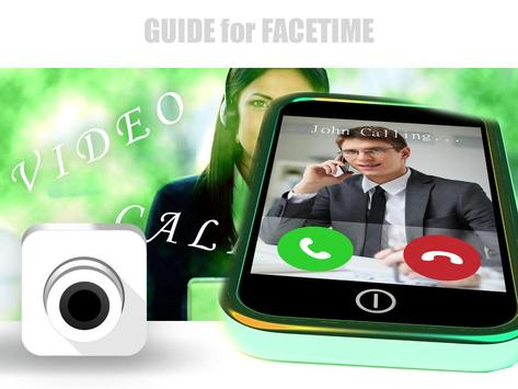 App Facetime for Android Guide poster