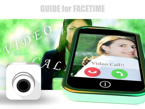 App Facetime for Android Guide apk screenshot