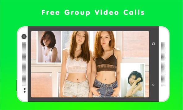 Free Video Call & Chat Advice poster