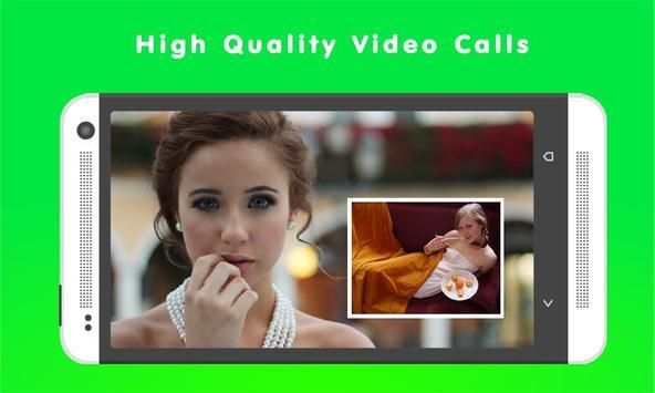 Free Video Call & Chat Advice apk screenshot