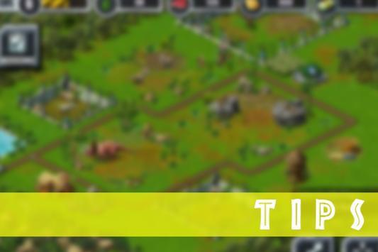 Best Jurassic Par Builder Tips apk screenshot