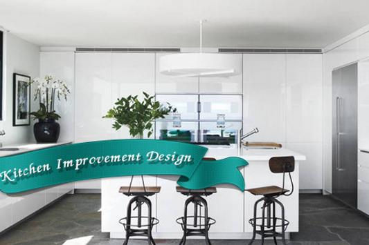 Kitchen Improvement Design apk screenshot