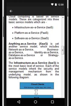 Learn Cloud Computing poster