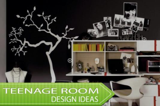 Teenage Room Design Ideas poster