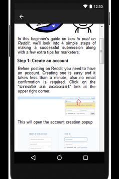 Tips to Use Reddit poster