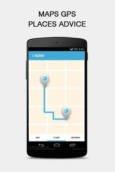 Maps GPS Places Advice apk screenshot