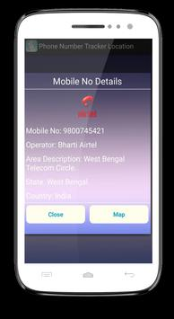 Phone Number Tracker Location poster
