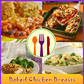 Baked Chicken Breasts Recipes icon