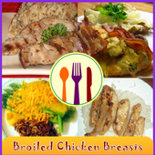Broiled Chicken Breasts Recipe icon