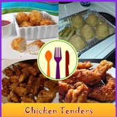 Chicken Tenders Recipes icon