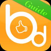 Free Badoo Meet New Friend Tip icon